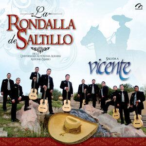"""La Rondalla De Saltillo De La Universidad Autónoma Agraria Antonio Narro Saluda A """"Vicente"""""""