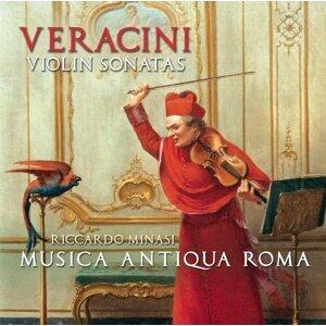 Veracini: Sonatas For Violin And Basso Continuo