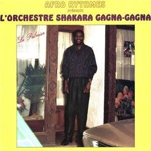 L'Orchestre Shakara Gagna Gagna - Afro Rythmes présente