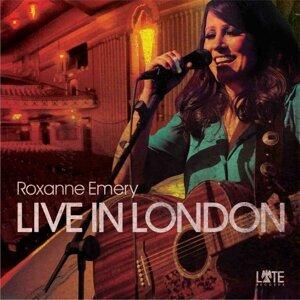 Roxanne Emery: Live in London EP