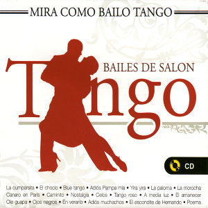 Bailes De Salón, Tango
