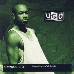 The Earthquakin' Afrikan LP