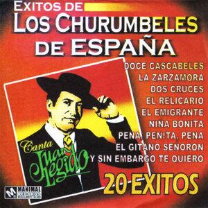 Exitos de Los Churumbeles de España
