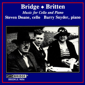 Bridge, Britten: Music for Cello and Piano