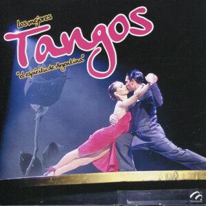 """Los Mejores Tangos """"El Espiritu de Argentina"""""""