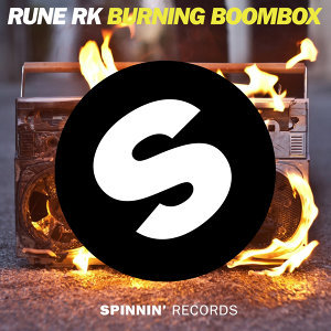 Burning Boombox