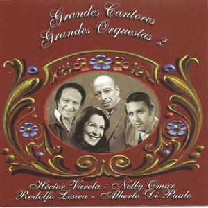 Grandes Cantores- Grandes orquestas vol 2