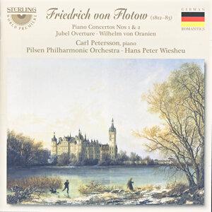 Friedrich Von Flotow, Piano concertos Nos 1&2, Jubel Overture, wilhelm von Oranien