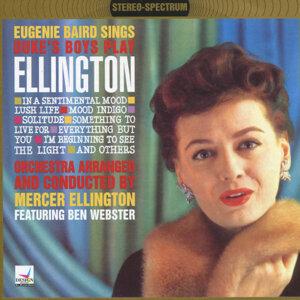 Sings Duke's Boys Play Ellington