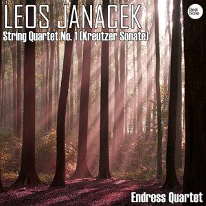 "Janacek: String Quartet No.1 ""Kreutzer Sonata"""
