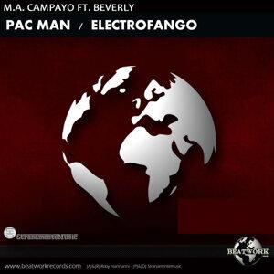 PAC-MAN / ELECTROFANGO