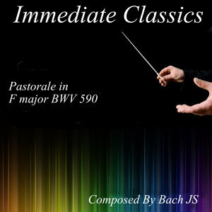 Bach: Pastorale in F Major, BWV 590