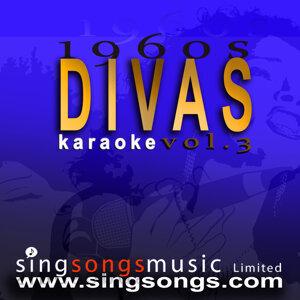 1960s Divas Karaoke Volume 3
