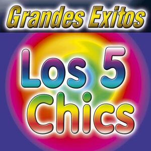 Grandes Exitos Los 5 Chics
