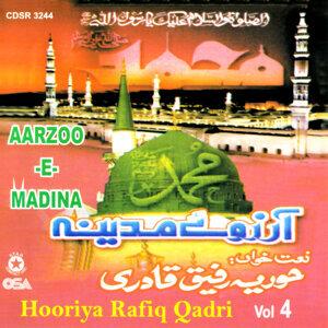 Aarzoo-E-Madina Vol 4