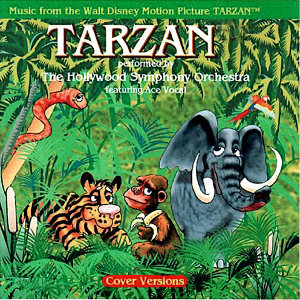 Music from the Disney Motion Picture: TARZAN