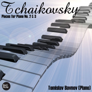 Tchaikovsky: Pieces for Piano No. 2 & 3