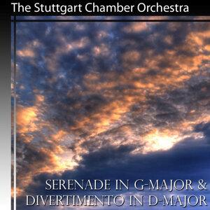 Serenade In G-Major & Divertimento In D-Major
