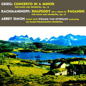 Grieg Concerto In A Minor / Rhapsody On A Theme Of Paganini