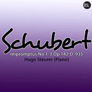 Schubert: Impromptus No.1-3 Op.142 D. 935