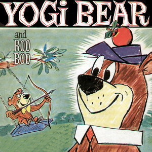 Yogi Bear and Boo Boo