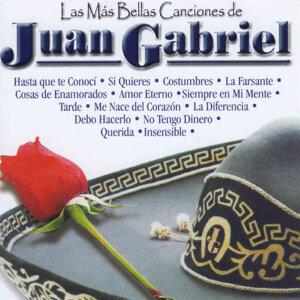 Las Más Bellas Canciones de Juan Gabriel