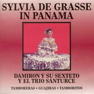 Sylvia de Grasse in Panama