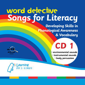 Word Detective - Songs for Literacy 1