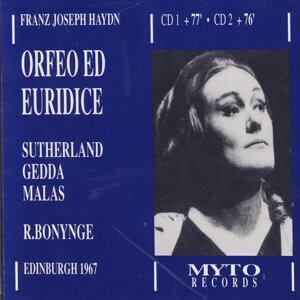 Franz Joseph Haydn: Orfeo Ed Euridice