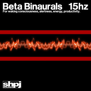 Beta Binaurals 15hz