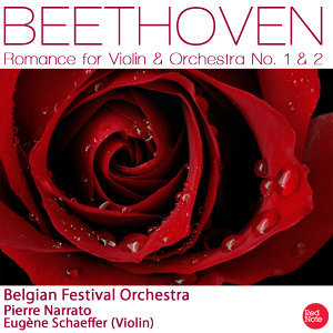 Beethoven: Romance for Violin & Orchestra No. 1 & 2
