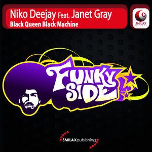 Black Queen Black Machine