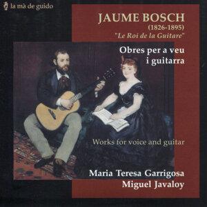 Bosch: Obres per a Veu i Guitarra