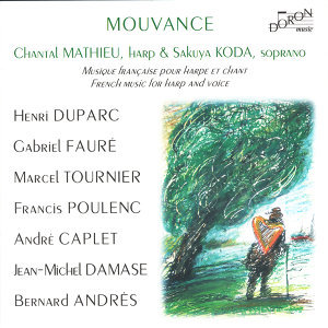 French Music For Harp And Voice