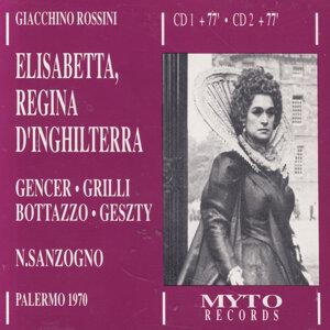 Gioacchino Rossini: Elisabetta, Regina D'Inghilterra