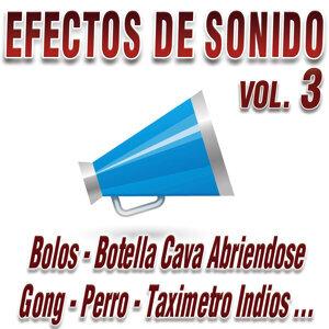 Efectos De Sonido Vol.3