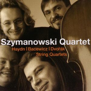 Haydn, Bacewicz, Dvořák: String Quartets