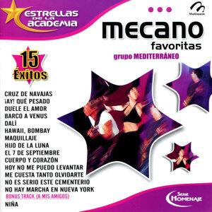 Mecano Favoritas