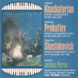 Khachaturian - Piano Concerto /Prokoviev - Concerto No.1/Shostakovitch - Concerto No. 2