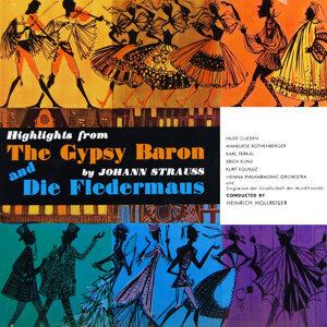 Der Zigeunerbaron & Die Fledermaus