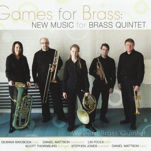 Games for Brass: New Music for Brass Quintet