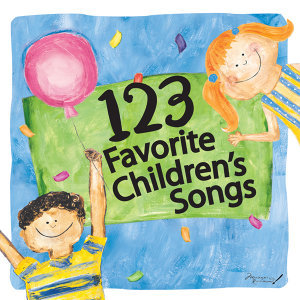 123 Favorite Kids Songs, Vol. 2