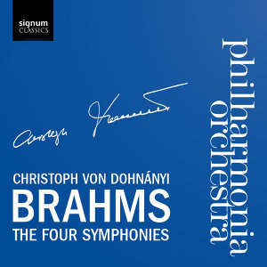 Johannes Brahms: The Four Symphonies