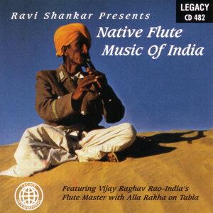 Ravi Shankar Presents Native Flute Music Of India