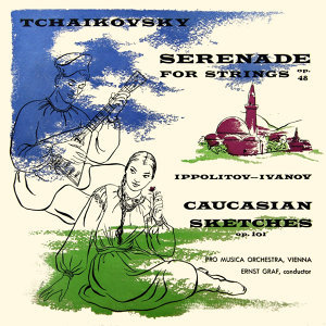 Tchaikovsky Serenade For Strings