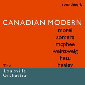 Canadian Modern Premiere Recordings: Morel, Somers, McPhee, Weinzweig, Hétu, Healey