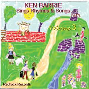Ken Barrie Sings Rhymes & Songs, Volume 2