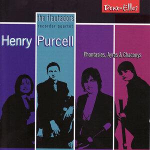 Henry Purcell: Phantasies, Ayres & Chaconys