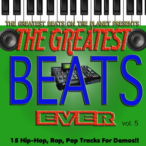 Hot Hip-Hop, Rap, Pop Tracks, Beats and Instrumentals Royalty Free for Demos Vol. 5