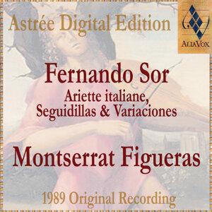 Fernando Sor: Ariette Italiane, Seguidillas & Variaciones
